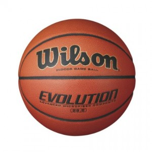 Wilson Evolution Game Ball Basketball