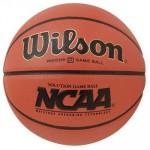 Wilson NCAA Solution Game Ball Basketball