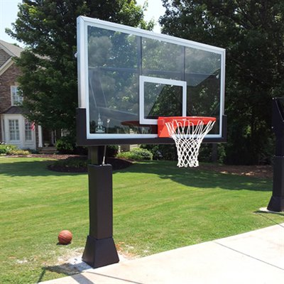 Best In Ground Basketball Hoop On Picking The Right One Dunk Like A Beast