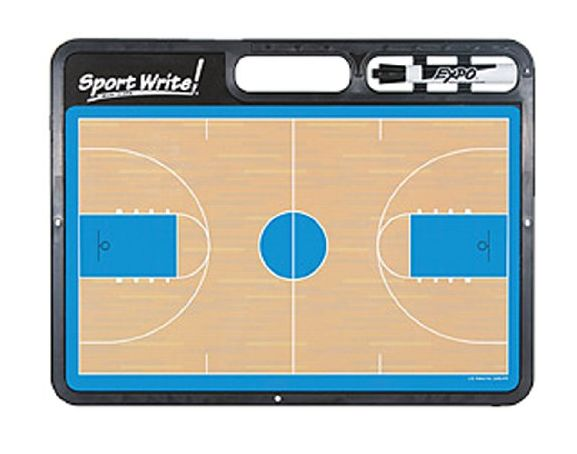 BSN Write Basketball Dry Erase Board