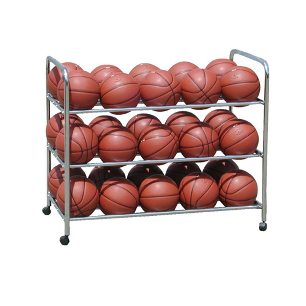 ssg bsn double wide steel ball cart image