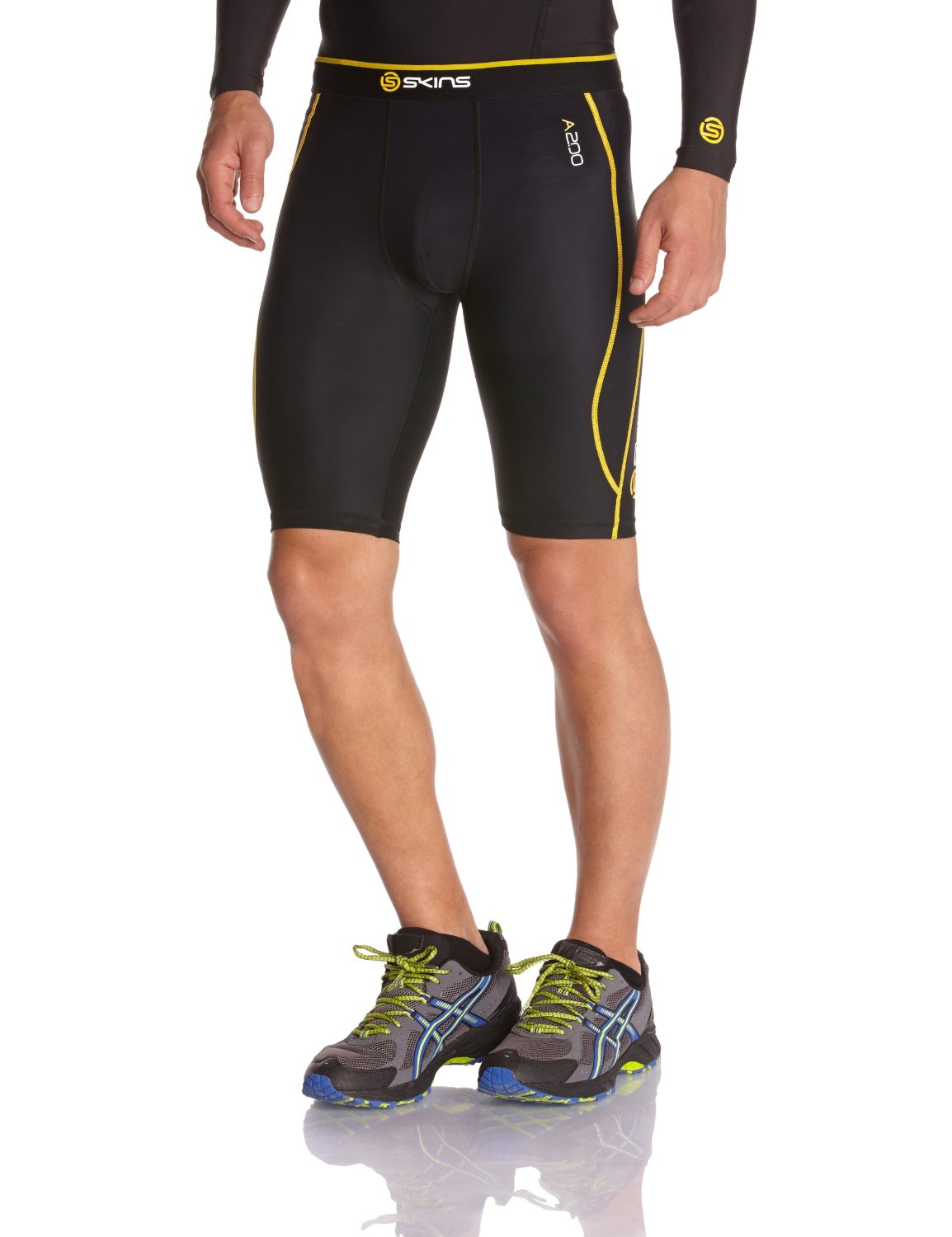 a200 mens compression half tights image