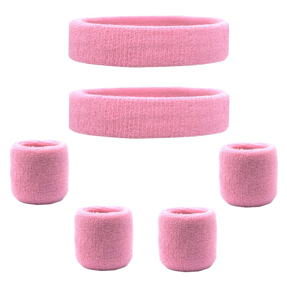 basketball sweatband set image