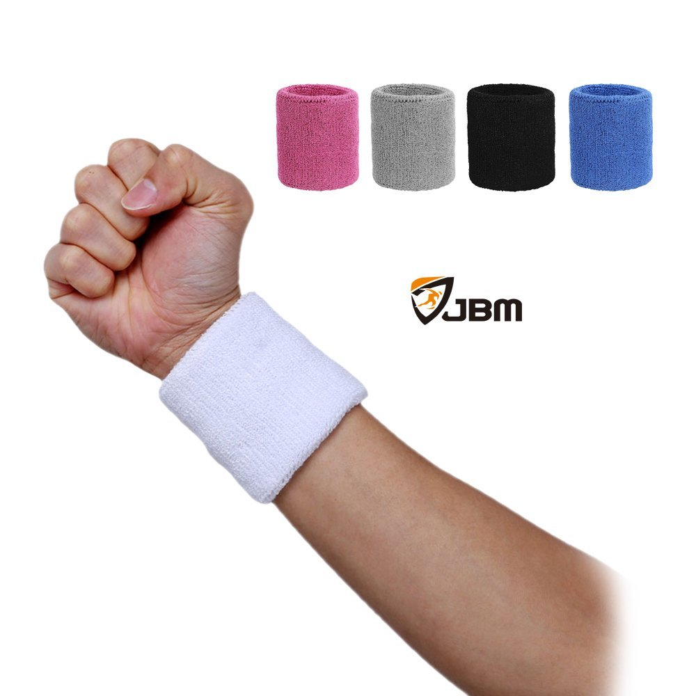 color wristband sweatband image