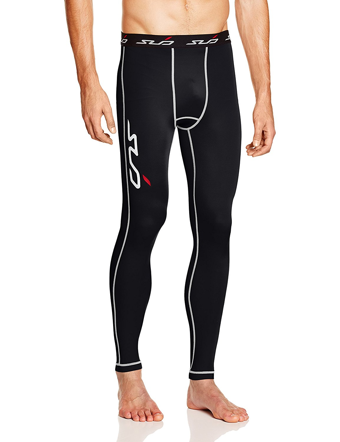 dual mens compression pants image