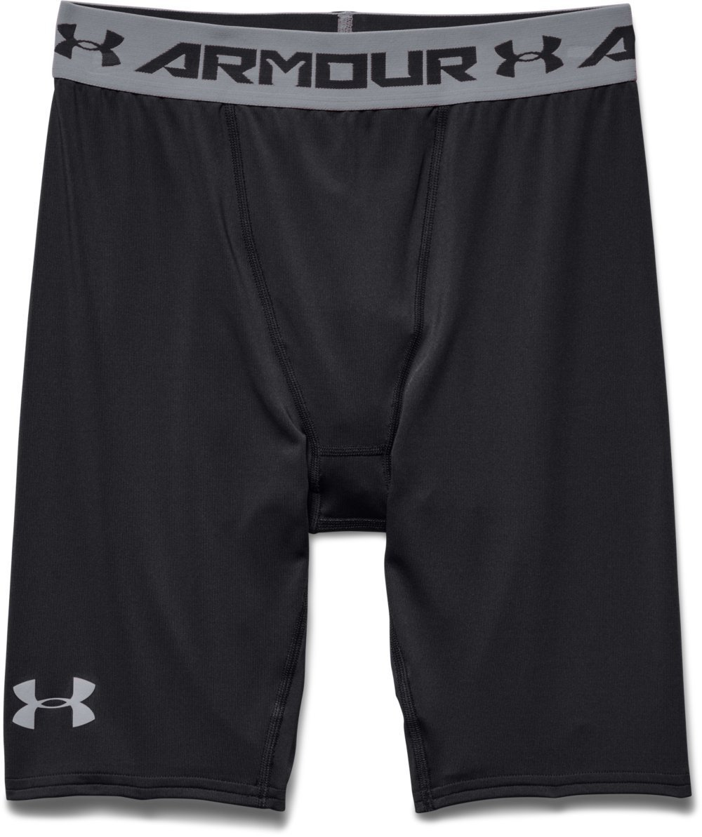 mens heatgear compression shorts image
