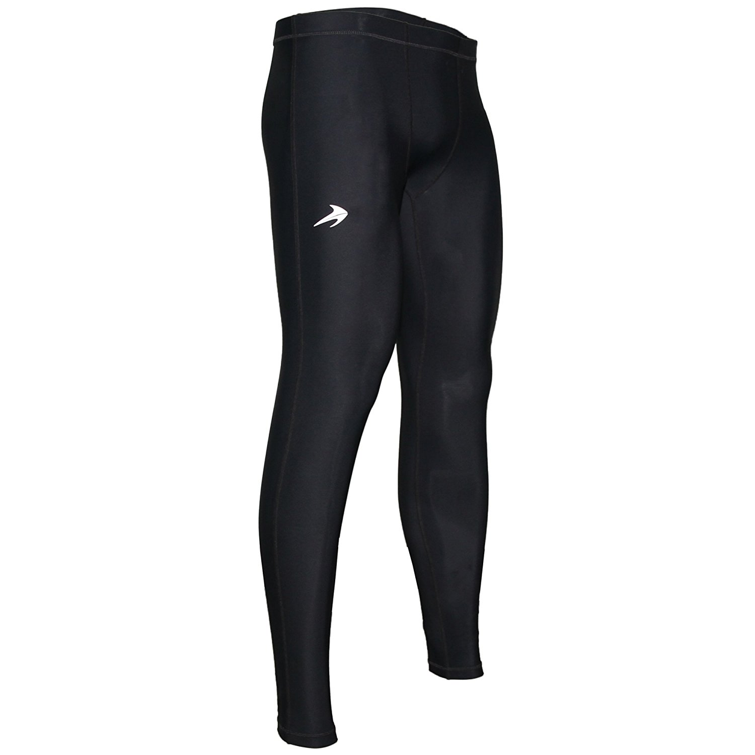mens tight base layers compression leggings image