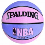 Spalding 73-132 Pink & Purple NBA Street Basketball