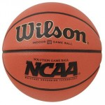 Wilson NCAA Solution Game Ball Basketball