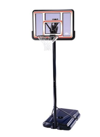 Lifetime 1269 52 Inch Pro Court Height Adjustable Portable Basketball System Review
