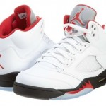 Nike Men's Air Jordan V 5 Retro Basketball Shoe