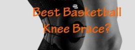 best basketball knee braces