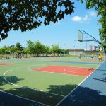 basketball court size featured image