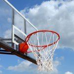 basketball hoop for a trampoline