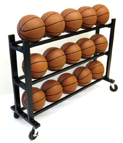 procage 3 tier 15 ball hd ball cart image