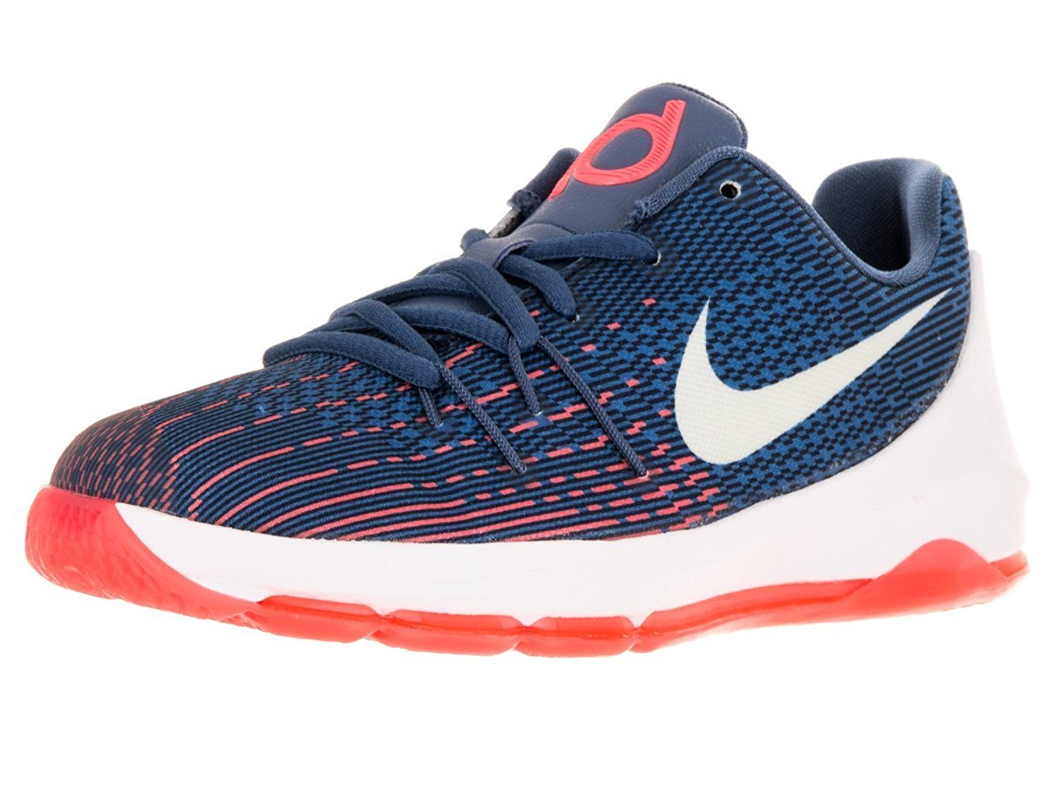kd 8 youth basketball shoe image