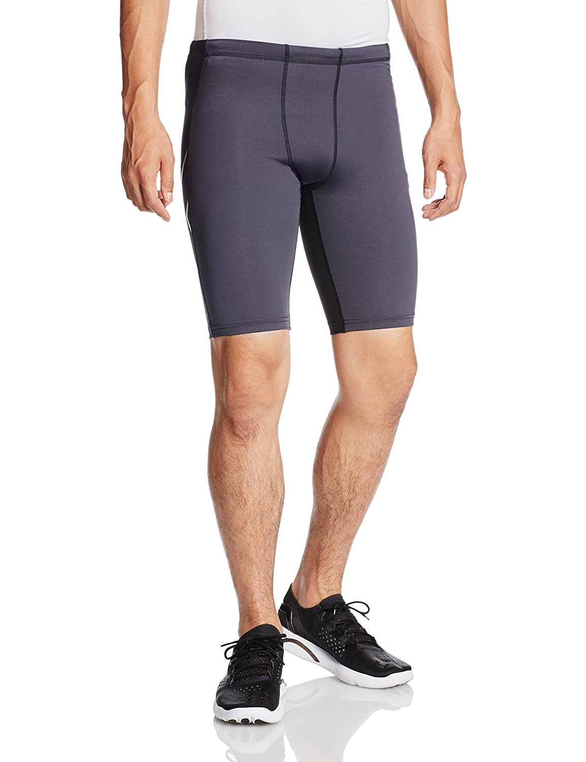 mens elite compression shorts image