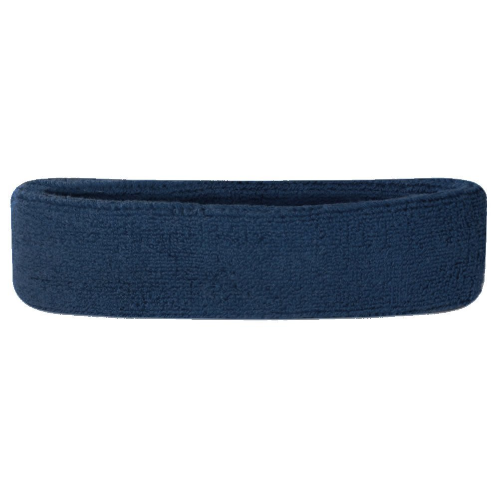 terry cloth head sweatband image