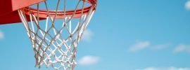 basketball rim height featured