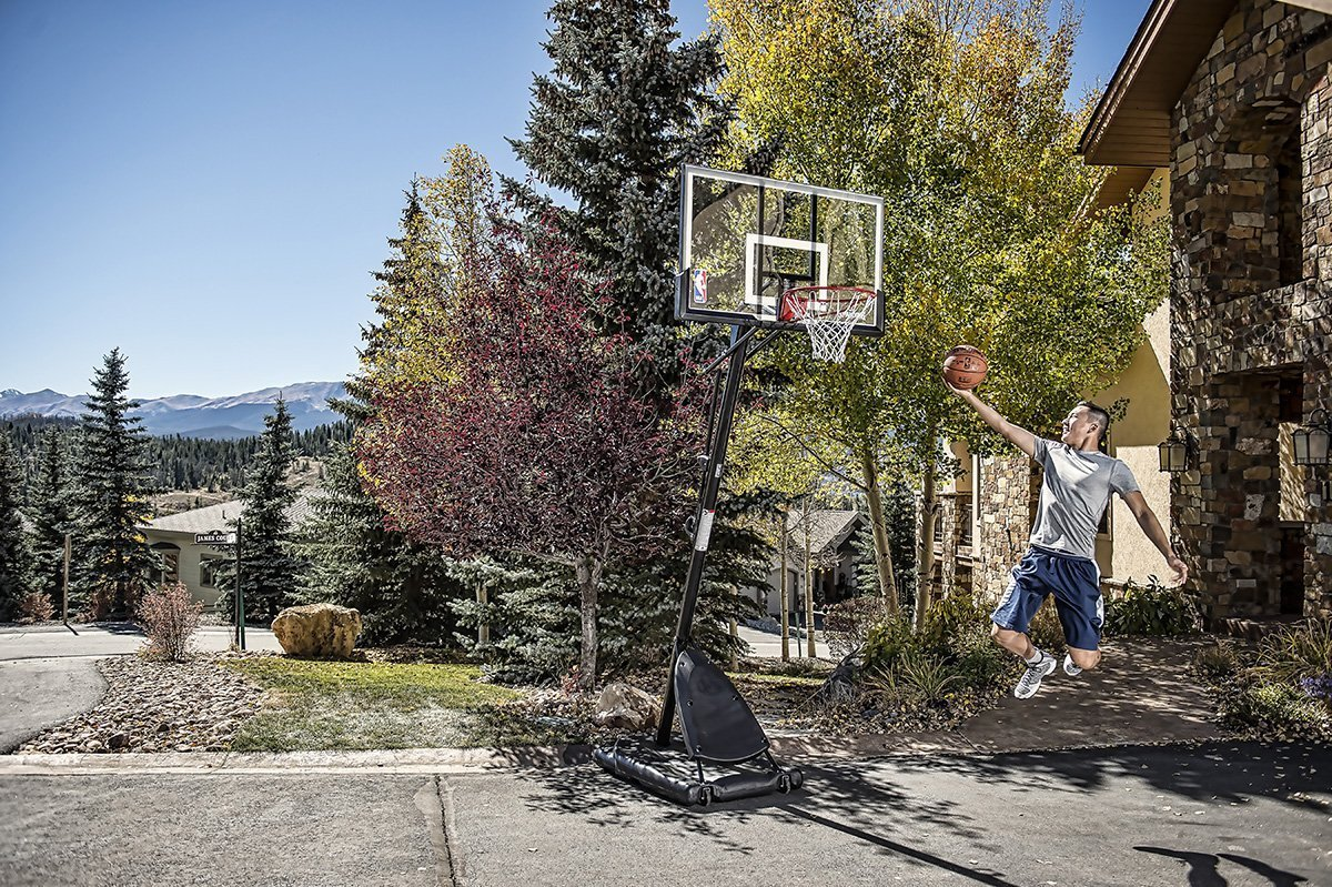 best portable basketball hoop featured