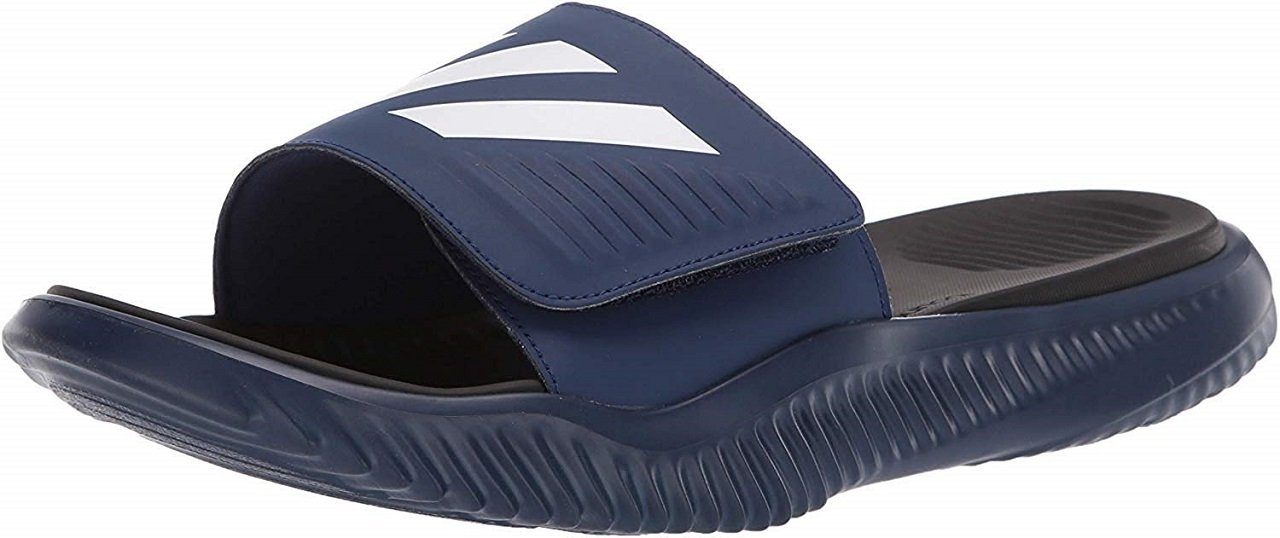 adidas basketball slides image