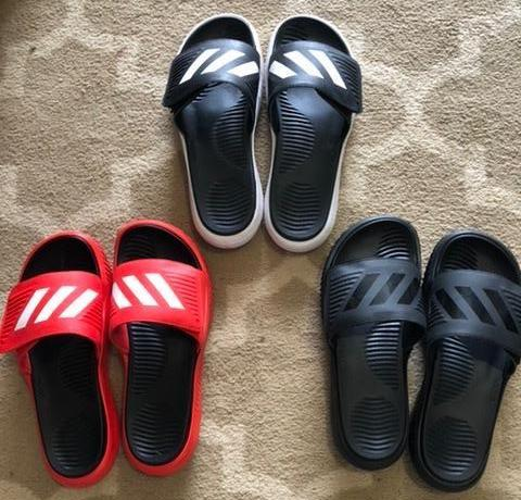 Alphabounce Basketball Slides