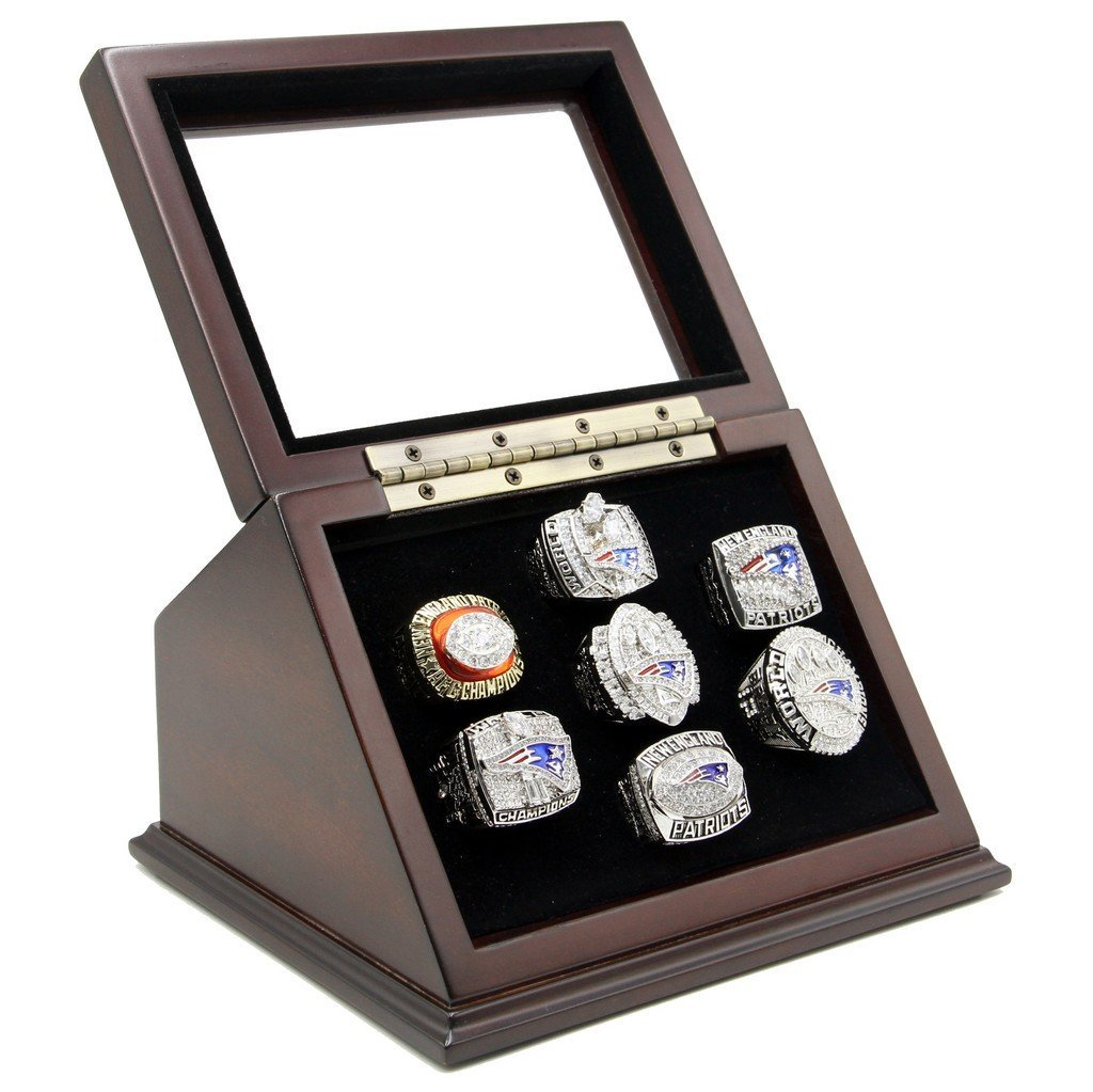 championship ring display box image