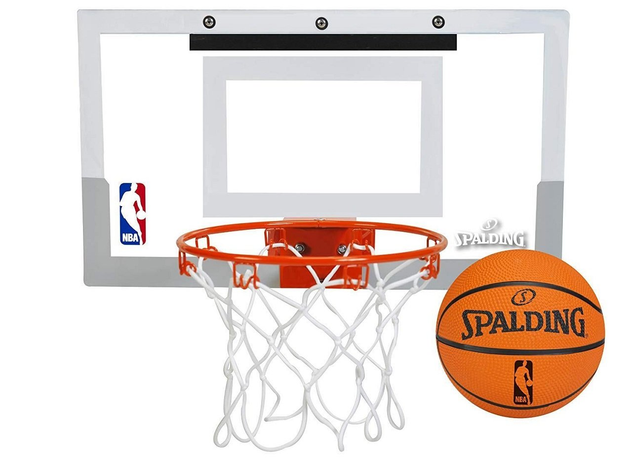 spalding nba slam jam mini basketball image