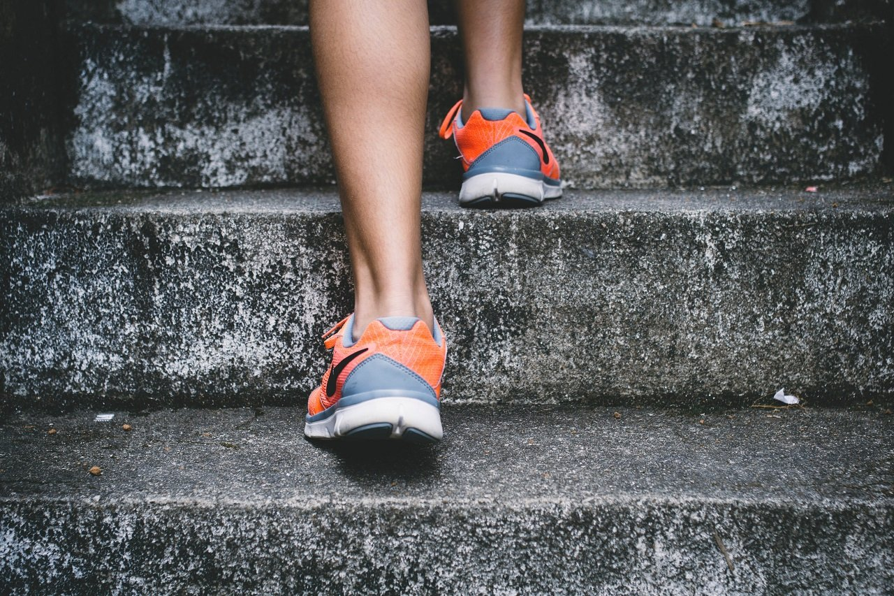 stair sprints image