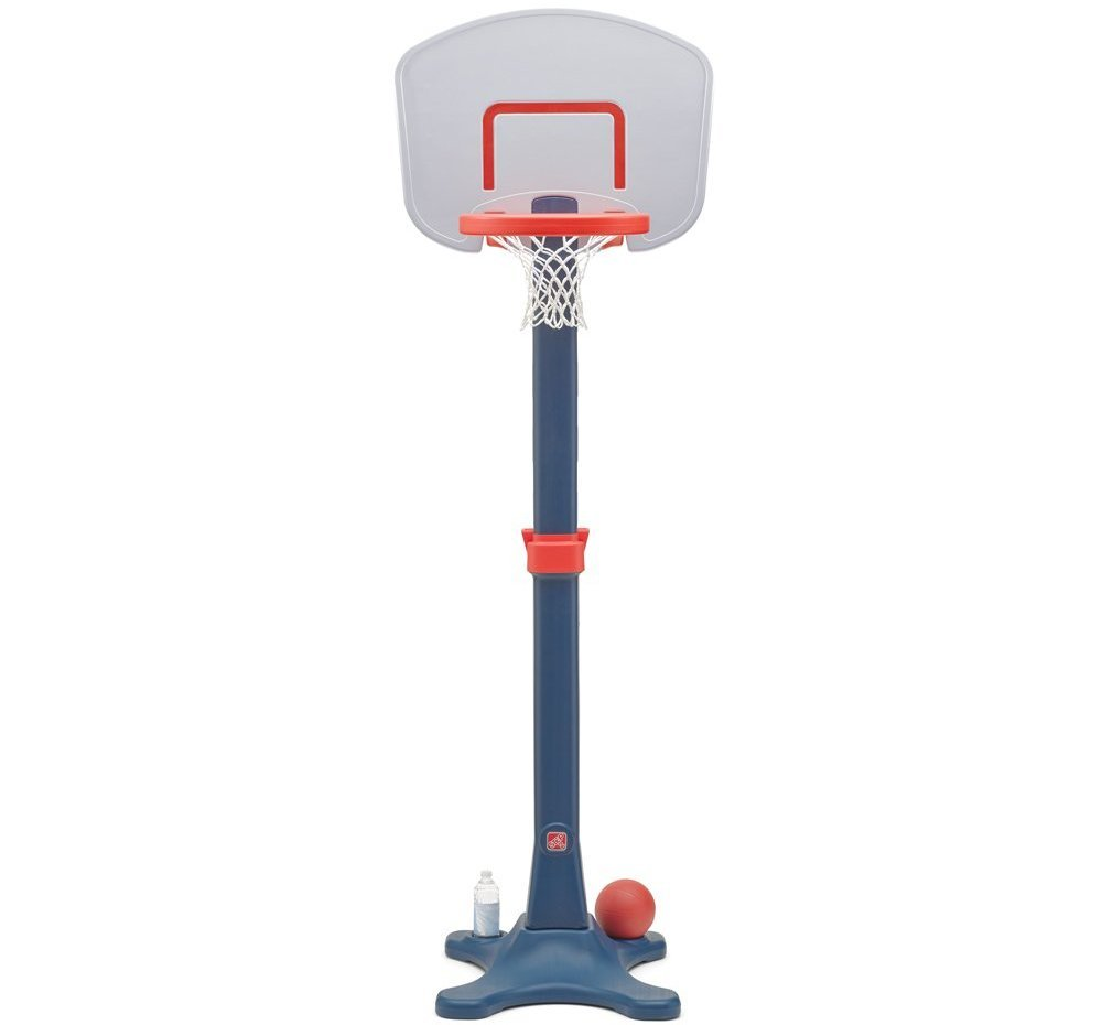 step2 shooting hoops basketball set image