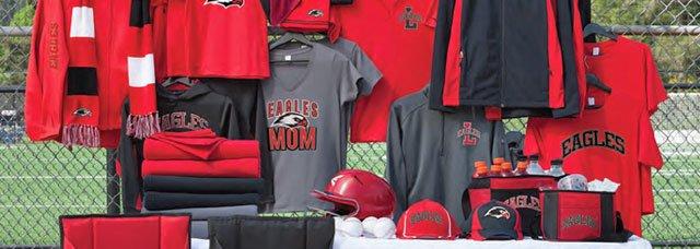 team sportswear image