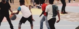 basketball drills for kids featured image
