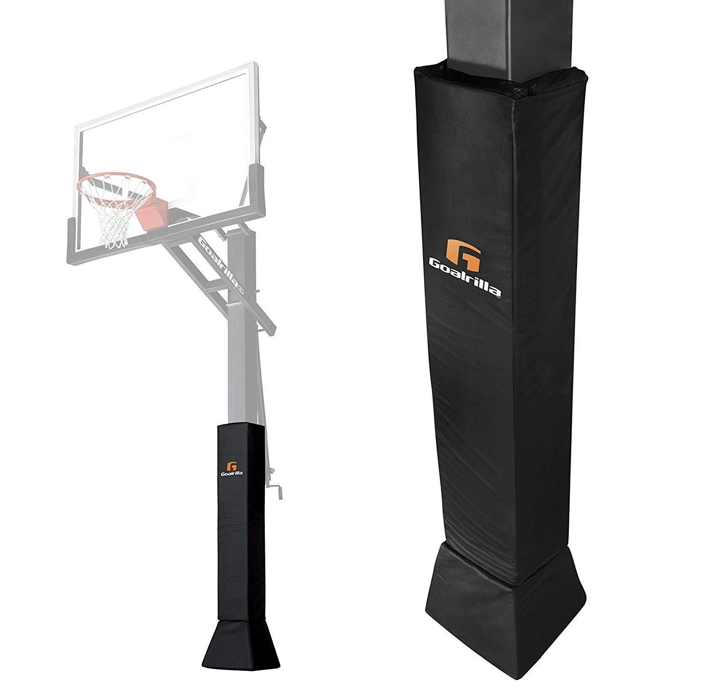 goalrilla basketball pole pads image
