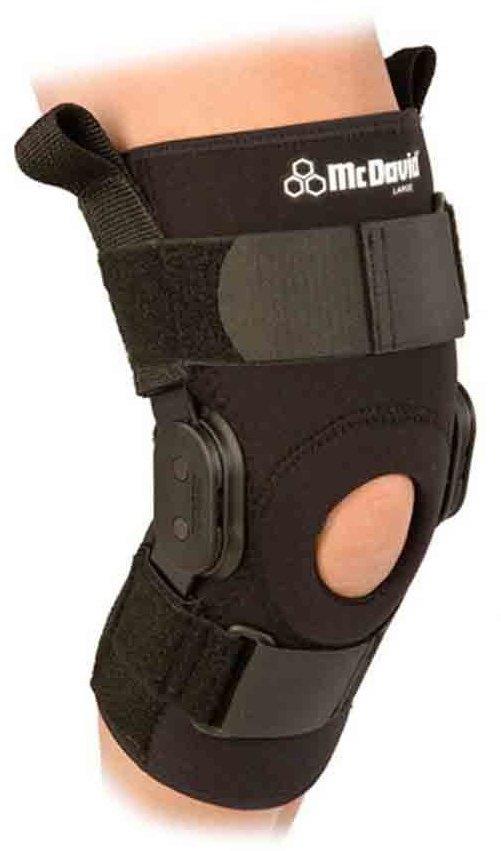 mcdavid 429x hinged knee brace image