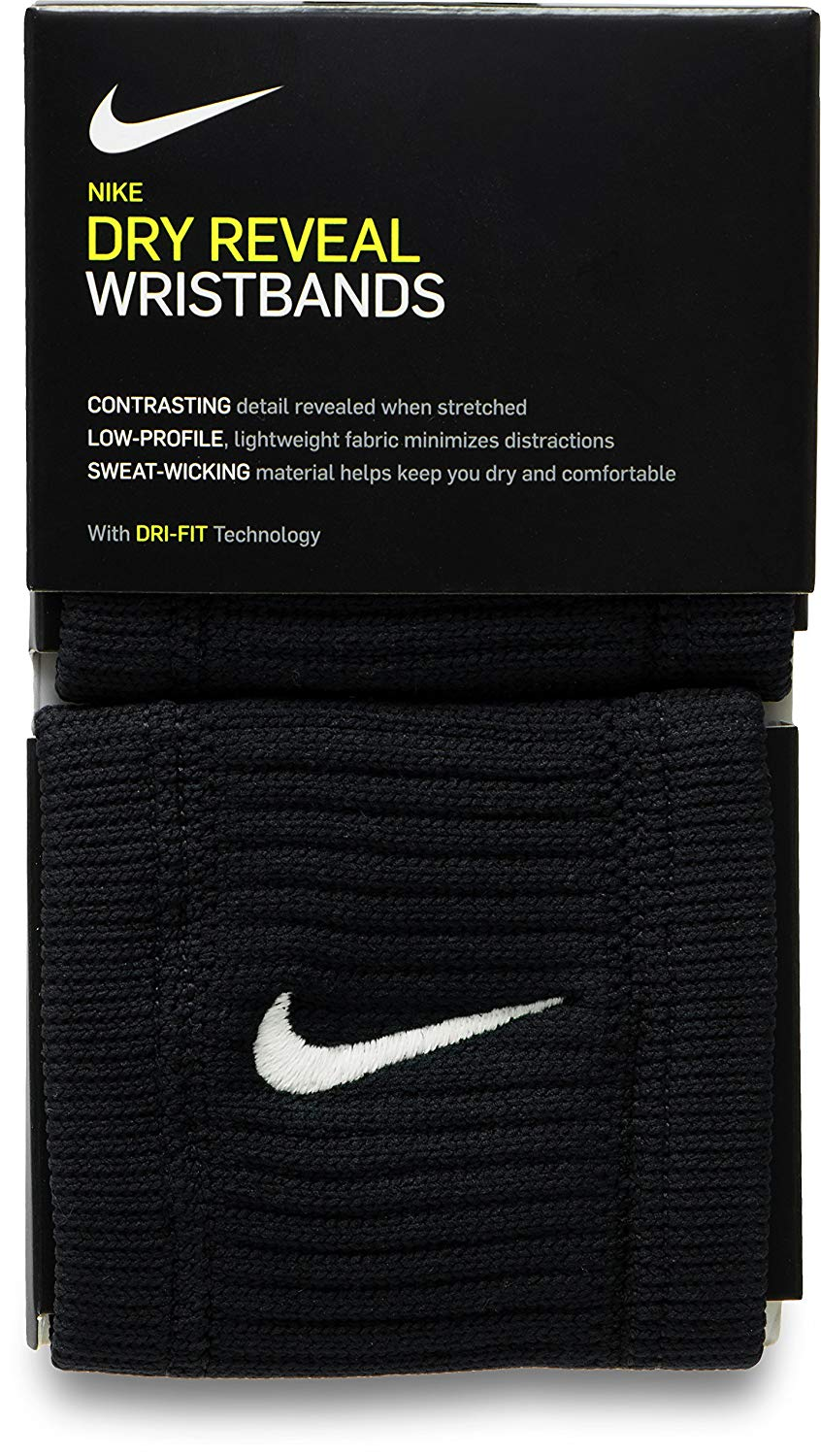 nike dri fit basketball wristband image