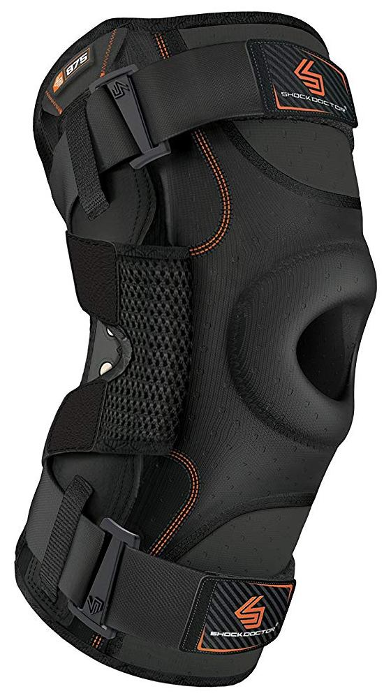 shock doctor 875 ultra knee brace image